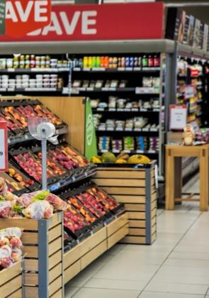 Supermercado e Atacadista